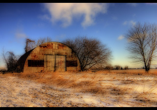 Abandoned in the Soft Winter Light | by Craig - S