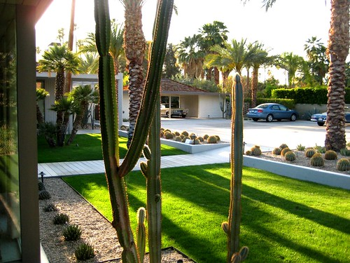 Abernathy house william cody 1962 palm springs flickr for Abernathy house