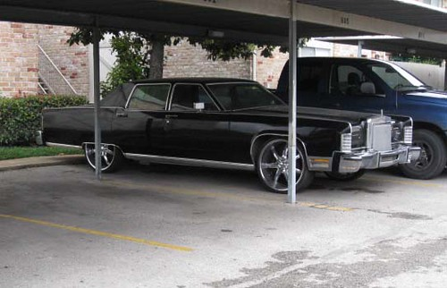 Lincoln Continental On 22 S Of Course Clean Car Tho Seen Flickr