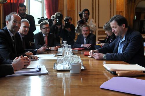 Rencontre bilaterale