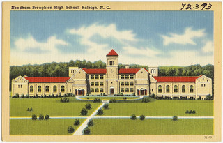 Needham Broughton High School, Raleigh, N. C. | by Boston Public Library