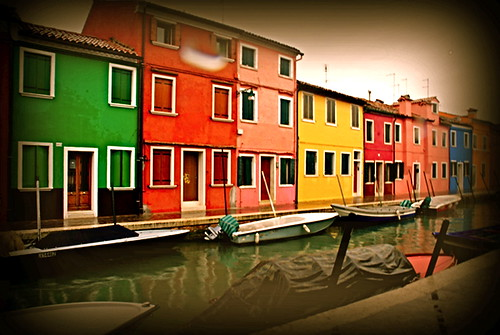 Colourful houses on Burano | by Joanna_Casey
