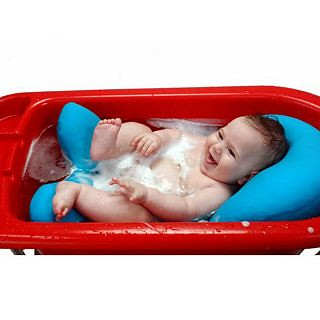 Batia Baby Infant Soft Bath Tub Seat | Batia is a soft and s… | Flickr