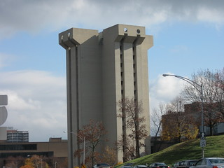 Crosley Tower, UC: Possibly the Ugliest Building Ever Constructed | by Dan Stiver