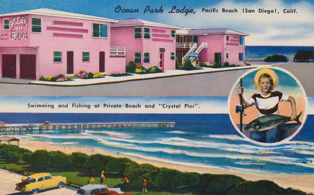 Ocean Park Lodge - San Diego, California