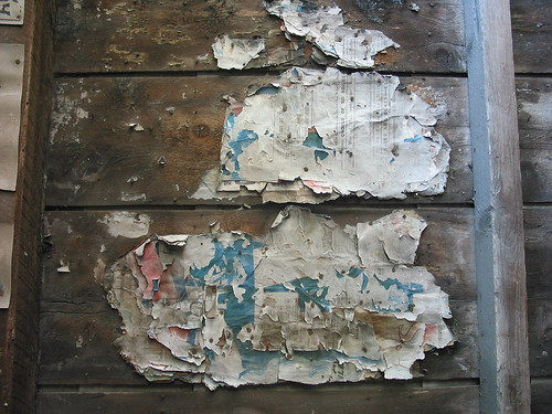 Cornwall General Store (1880) – peeling posters | by origamidon