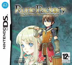 Rune Factory Cover | by gamesweasel