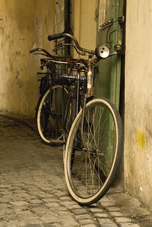 Old Bicycles in Prague | by Mike Short of Baildon
