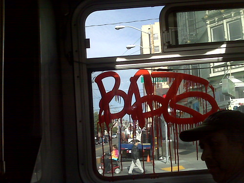 49 bus-the fresh paint smells nauseating | by brittney
