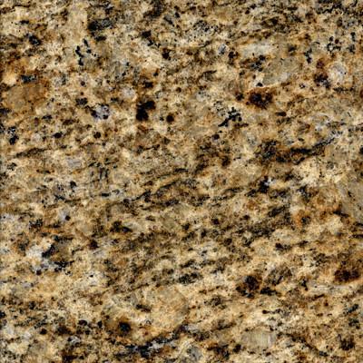 Unit 4 Kitchen Santa Cecilia Granite Same As Gold Of Troy