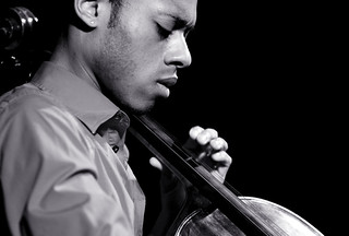 cellist | by Mark Halski