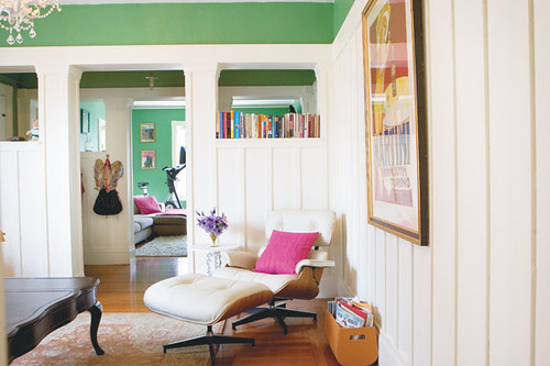 My Vintage Pad Home Tour: Emily Kumler of Prep Cosmetics | by Vintage Indie