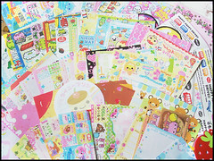 Penpal letters for Akiko - SENT | by Cuppii-cake