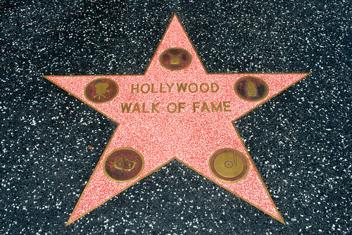 Hollywood Walk of Fame | by Christian Haugen
