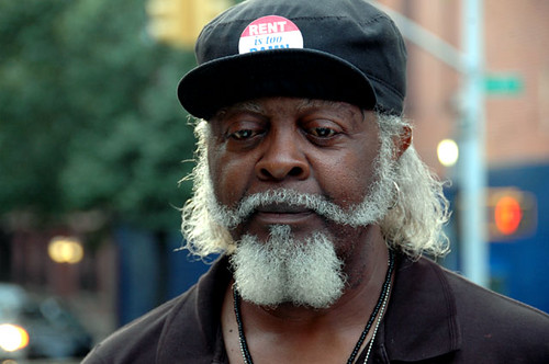 Jimmy McMillan, founder of the Rent Is Too Damn High Movement / Party | by aboutmattlaw