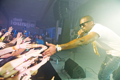 Kanye West @ SXSW 2009 Perez Hilton Party | by Dell's Official Flickr Page