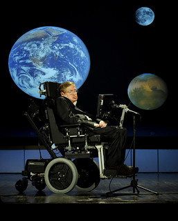 Stephen Hawking NASA 50th (200804210001HQ) | by NASA HQ PHOTO
