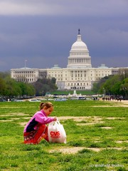 Picking up trash on Earth Day (National Capital Building) | by icybooh
