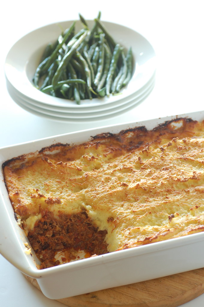... shepherds pie - by jules:stonesoup