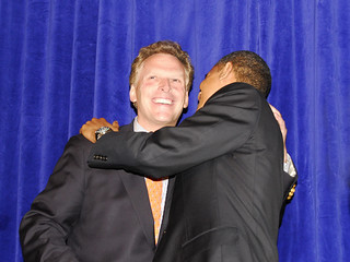 Terry McAuliffe and Barack Obama | by Terry McAuliffe