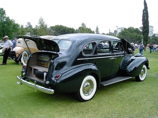 1939 Buick Roadmaster Flickr