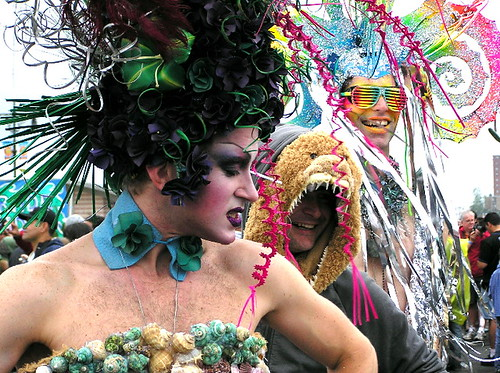 Mermaid Parade 2009 | by heartonastick