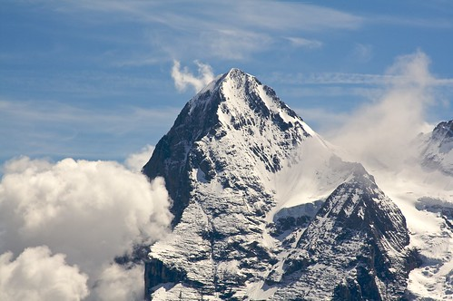 The Eiger | by Cutflat