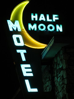 Half Moon Motel | by catfuzz