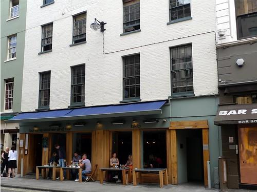 Cafe Boheme Bar And Kitchen