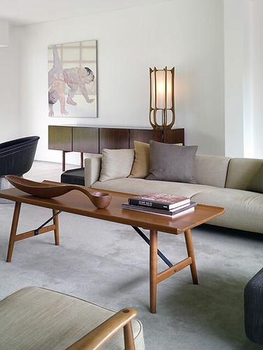 Mid Century Modern Interior Albano Daminato Mid
