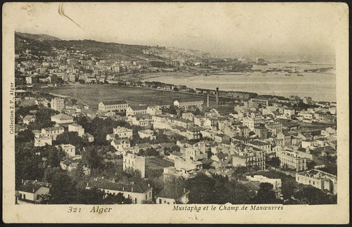 Algiers: Mustapha and the Military Field (GRI) | by Getty Research Institute