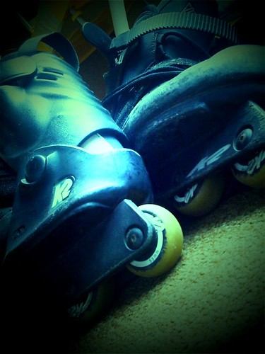 how to tell how old k2 inline skate is
