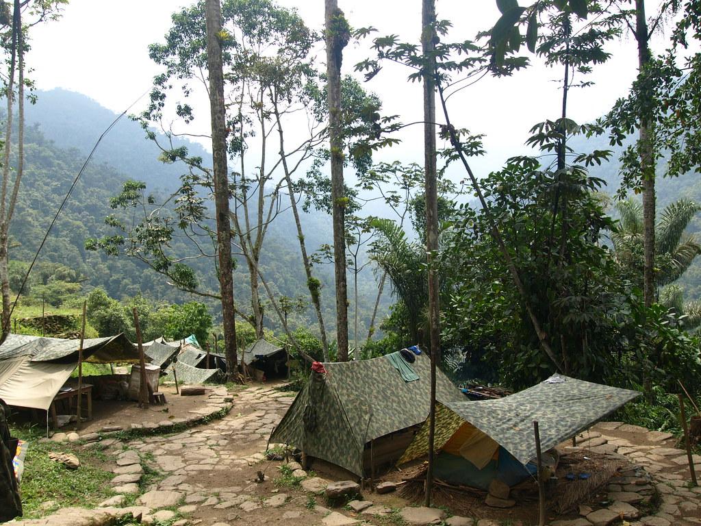 Colombia. Trekking Ciudad Perdida