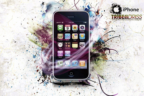 iphone3 design update | by Driss Tribech
