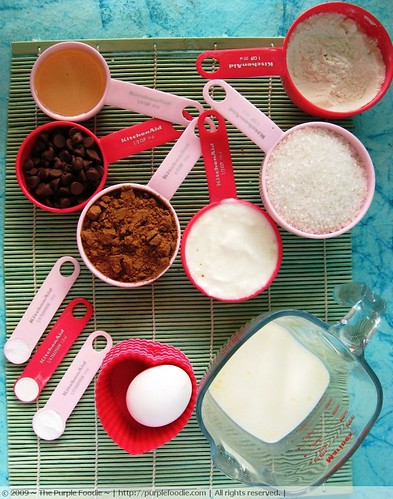 Ingredients for chocolate cake Full story and recipe at ...