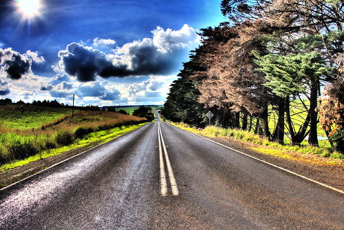 Coast road HDR | by Fergburger