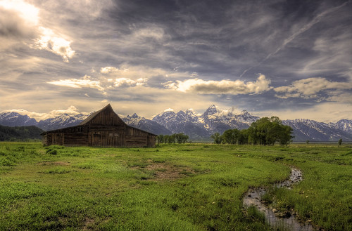 The Moulton Barn | by JLMatsumoto