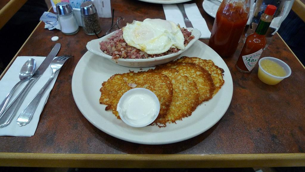 corned beef hash with potato pancakes  the original panca…  flickr, original pancake house redondo beach coupon, original pancake house redondo beach yelp, pancake house redondo beach