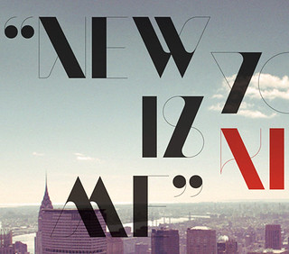 NewModern Font / HypeForType Exclusive / Designed by Sawdust | by www.HypeForType.com