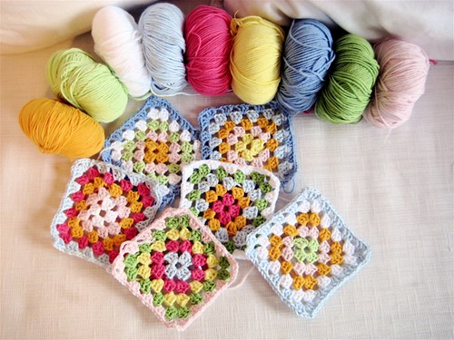 Spring Babette blanket to be | by moline