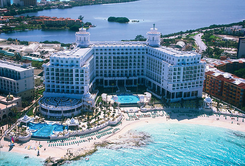 Riu Palace Las Americas Mexico Exterior | by Riu Hotels & Resorts