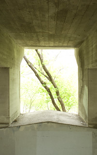 Nicollet Creek Bridge Window | by The Gradient of F