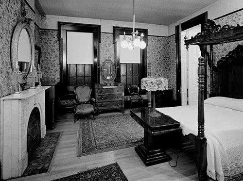 Bedroom Interior 1900 S Gaswizard Flickr