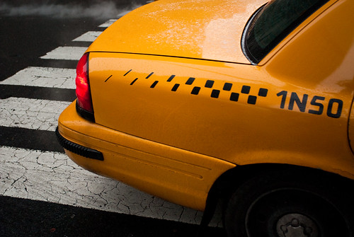 New York Taxi | by craigCloutier