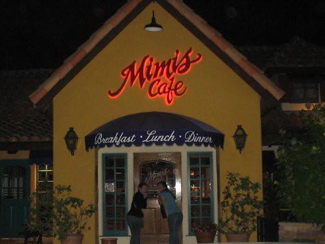 Mimi S Cafe Menu Albuquerque Nm