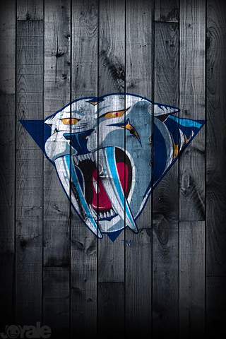 Nashville Predators I Phone Wallpaper