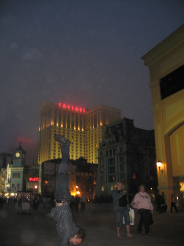 Caesars, Atlantic City, New Jersey, USA | by @HandstandSam