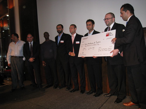 5th MIT Enterprise Forum Pan Arab Business Plan Competition