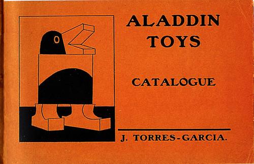 aladdin toys catalog joaquin torres garcia new york. Black Bedroom Furniture Sets. Home Design Ideas