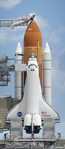 Space Shuttle Endeavour Ultra High-Res Photo | UItra high ...